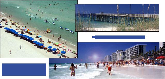 Panama City Beach Spring Break Vacation